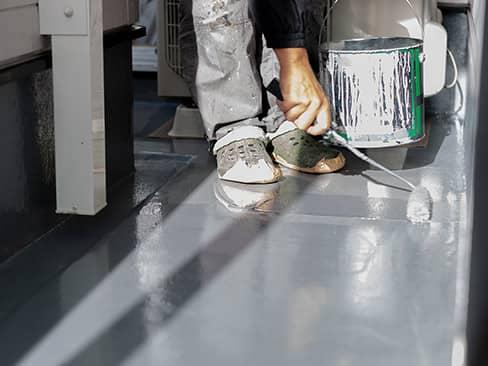 防水工事|横浜市戸塚区の塗装専門店 倉本塗装店の施工メニュー