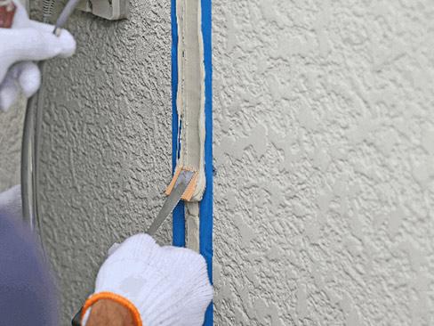 コーキング工事|横浜市戸塚区の塗装専門店 倉本塗装店の施工メニュー