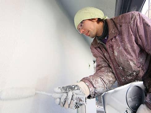 外壁塗装|横浜市戸塚区の塗装専門店 倉本塗装店の施工メニュー